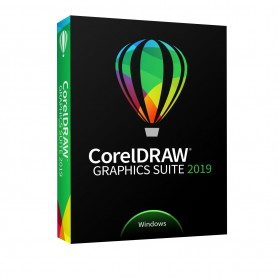 CorelDraw Graphics Suite 2019 - Windows upgrade - Box