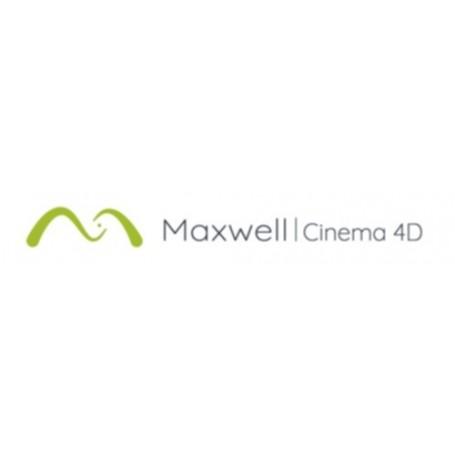 MAXWELL V5 I CINEMA 4D FLOATING