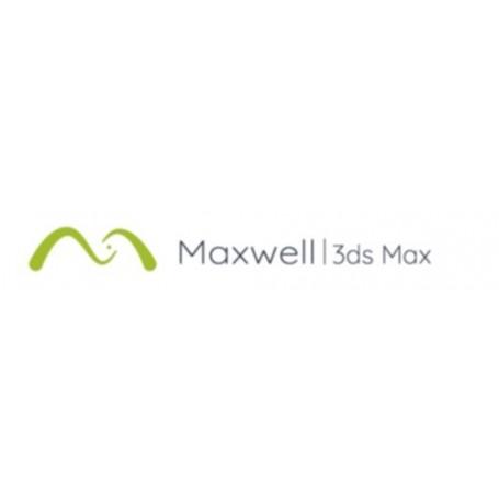 MAXWELL V5 I 3DS MAX NODELOCKED
