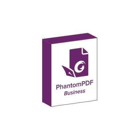 PhantomPDF Editor Business 10 - 1 year subscription