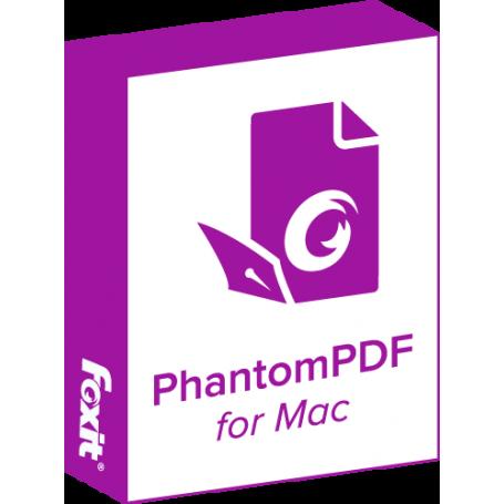 PhantomPDF Editor Mac