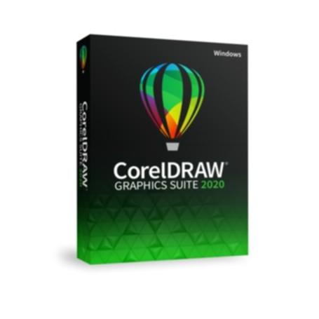 CorelDraw Graphics Suite 365-Day - Windows - subscription