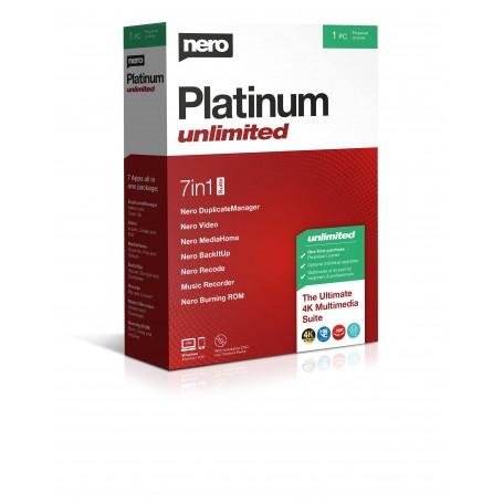 Nero Platinum Suite Unlimited