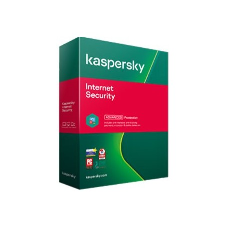 Kaspersky Internet Security 2 PC  ani: 1, noua