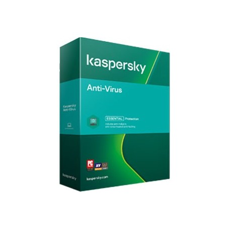 Kaspersky AntiVirus 2 PC  ani: 2, noua