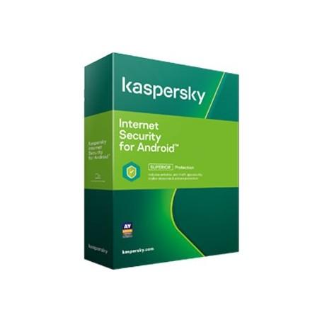 Kaspersky Internet Security pentru Android 1 PC  ani: 1, reinnoire