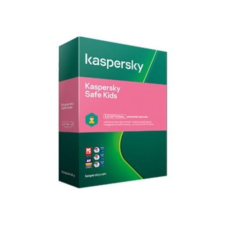 Kaspersky Safe KIDS 1 PC  ani: 1, noua
